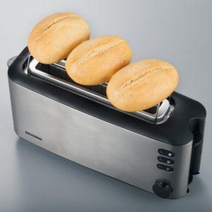 severin toaster test